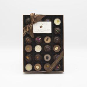 Handmade Box Of 24 Chocolates