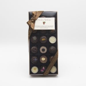 Handmade Box Of 18 Chocolates
