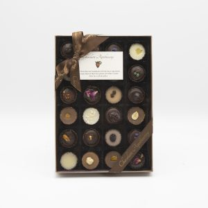 Handmade Box Of 24 Chocolates