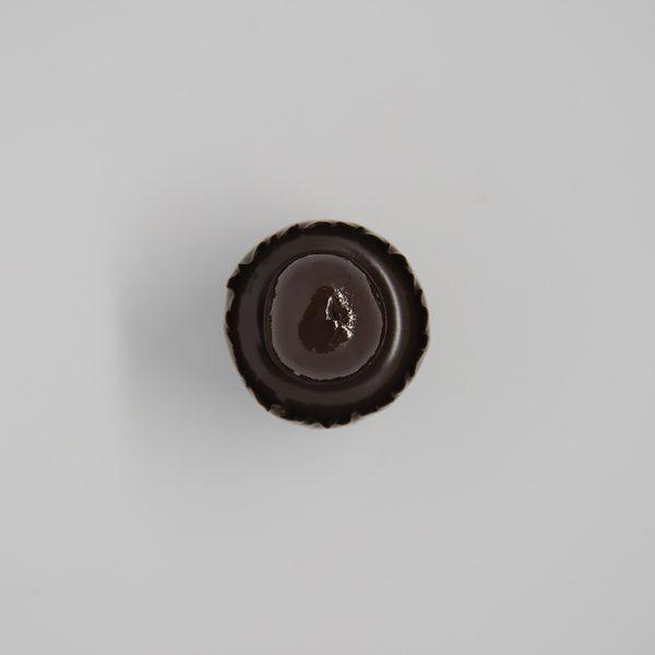 Handmade cherry chocolate
