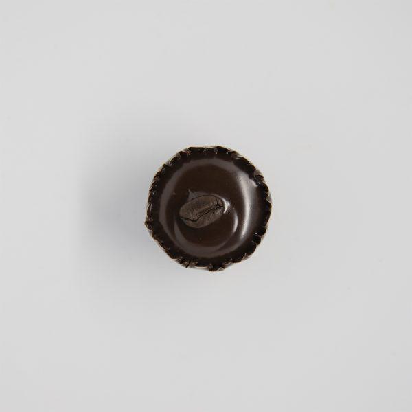 Handmade espresso chocolate