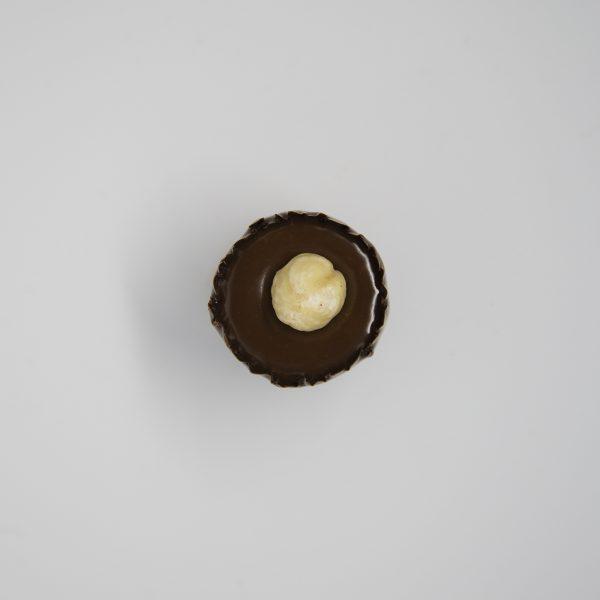 Handmade praline chocolate