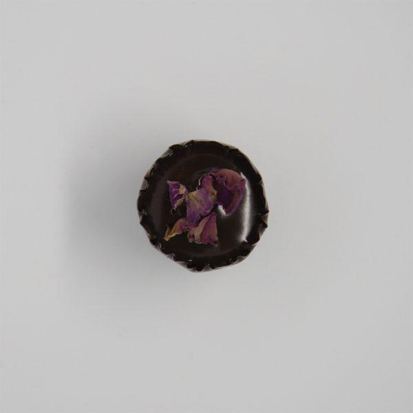 Handmade rose chocolate